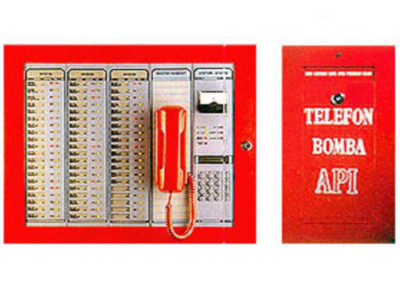 FIREMAN INTERCOM SYSTEM & EQUIPMENT